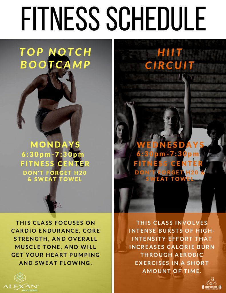 Get Your Fit Lifestyle With FREE Workout Classes